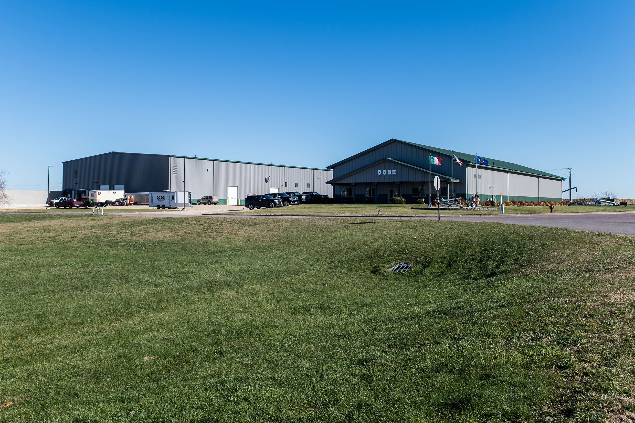 Photo of DODA USA in the St. James Industrial Park