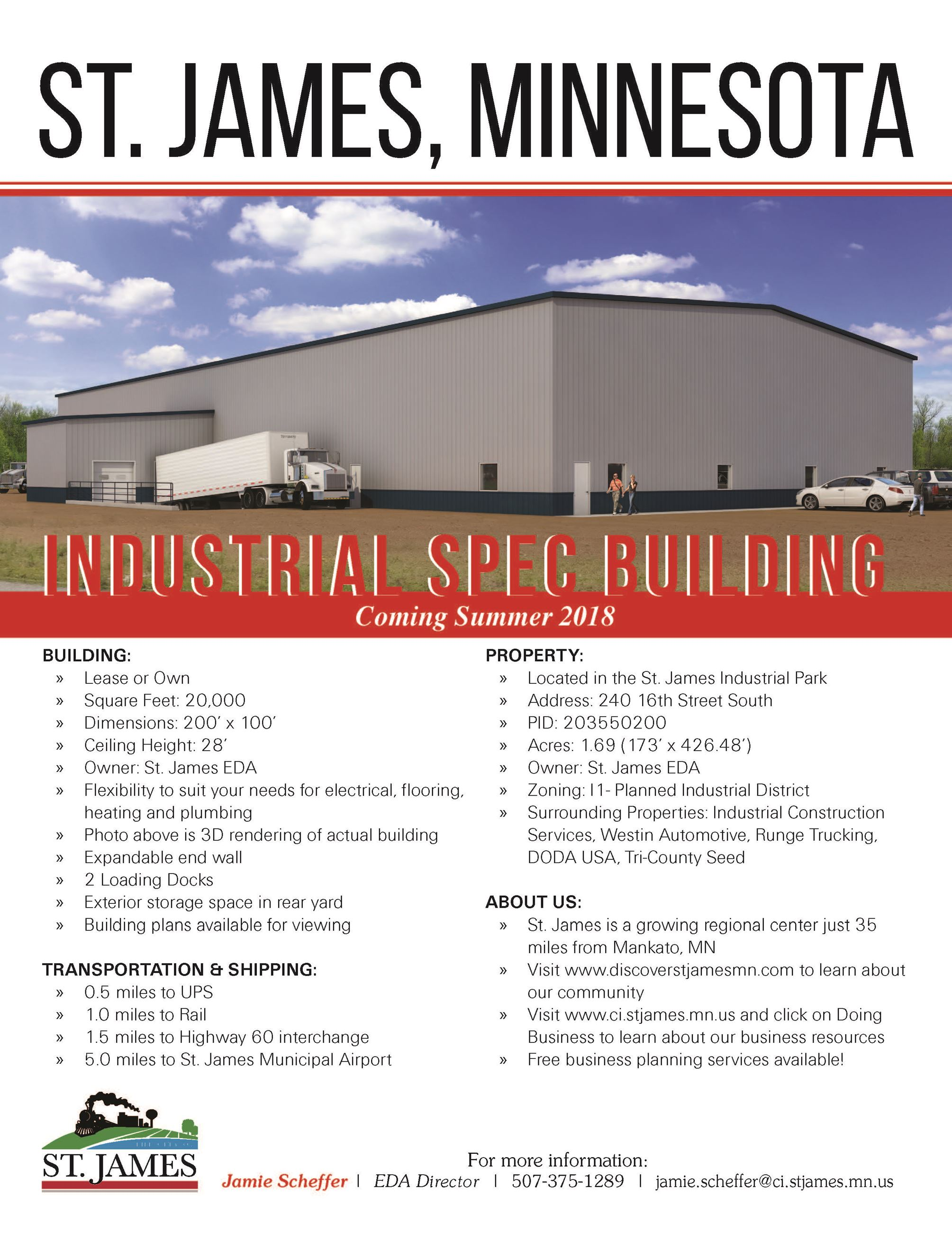 Spec Building Final Flyer