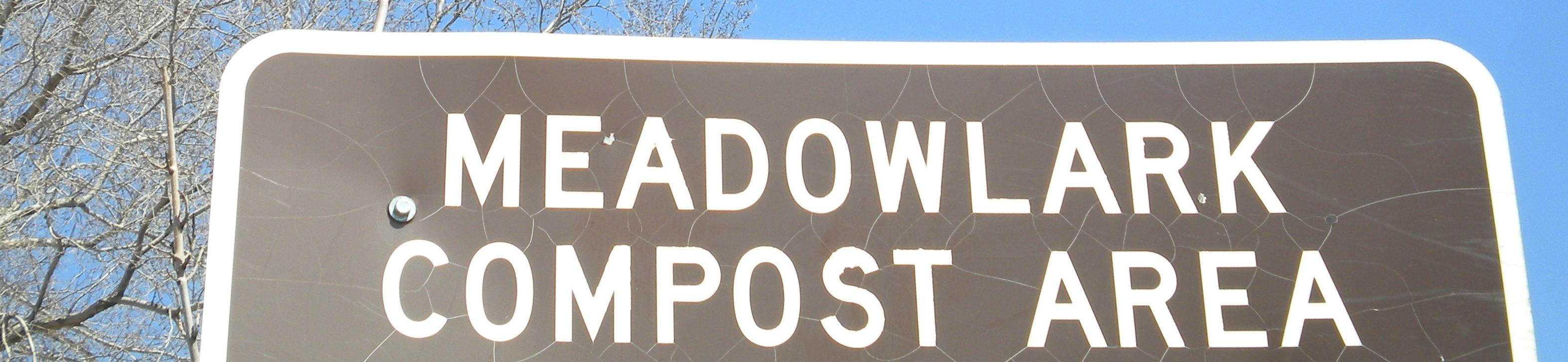 Meadowlark Compost Site