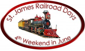 Railroad Days Logo