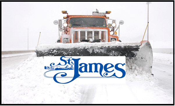 City of St. James Snow Removal